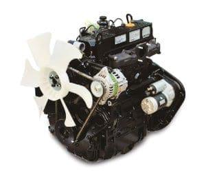 SERIA XF 1.0-3.5t z przeciwwagą diesel/benzyna/LPG