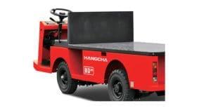Elektryczny wózek platformowy BD 1,0-3,0t